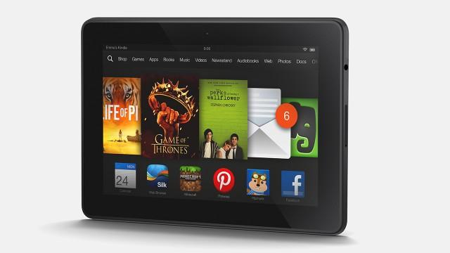 Nuovi Kindle Fire diventano più veloci, aggiungono supporto personale