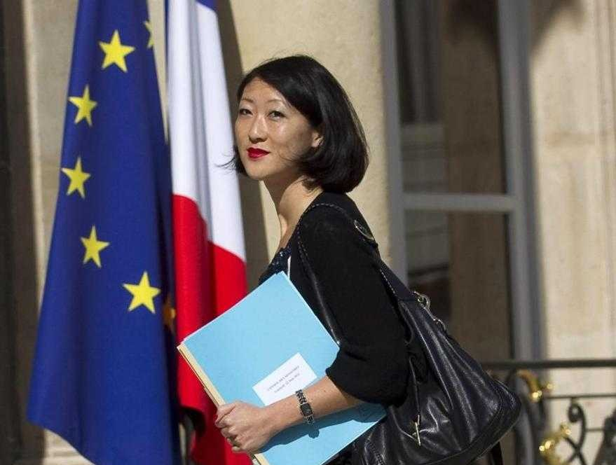 French cabinet meeting after reshuffle
