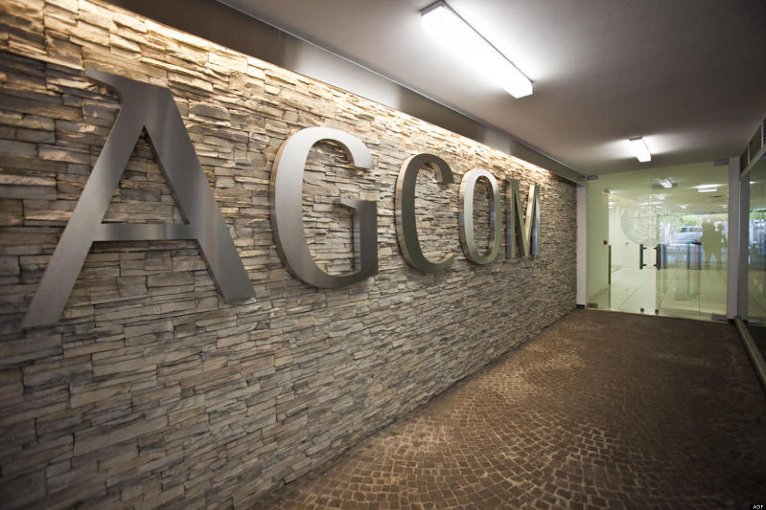 sede dell'Agicom, Autorità per le Garanzie nelle Comunicazioni
