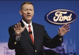 Ipotesi post Ballmer. Alan Mulally, CEO della Ford