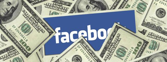facebook dollari