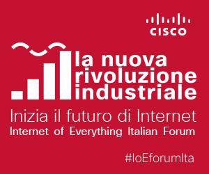 Internet of Everything Italian Forum