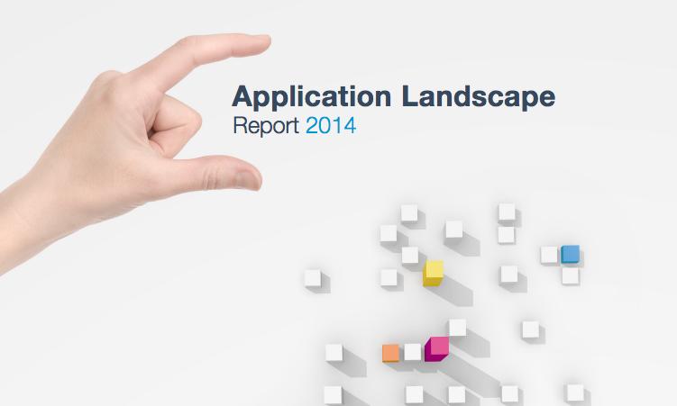 Application landscape_2014