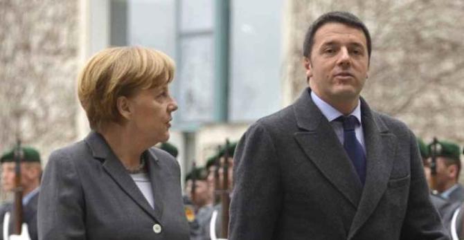 Merkel-Renzi