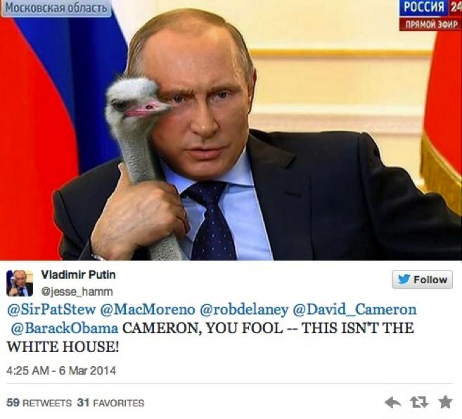 Selfie_Putin