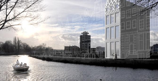 Amsterdam 3D