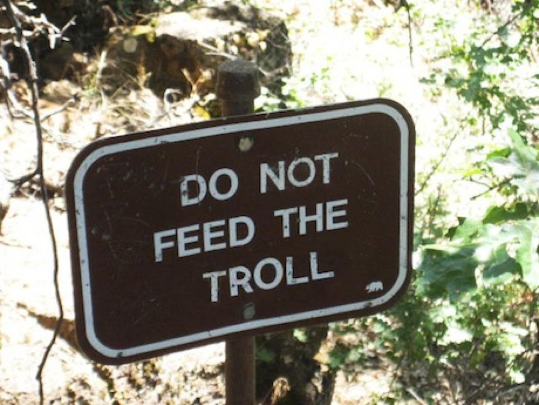 how to respond to lgbq trolls