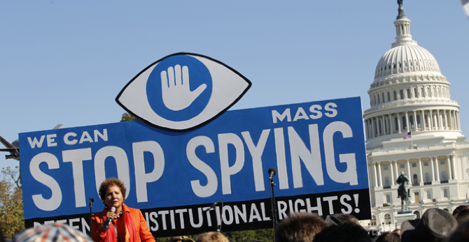 NSA Stop Spying