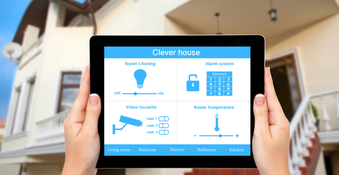 Iot e smart home la casa intelligente piace alle persone for Smart home technology 2014
