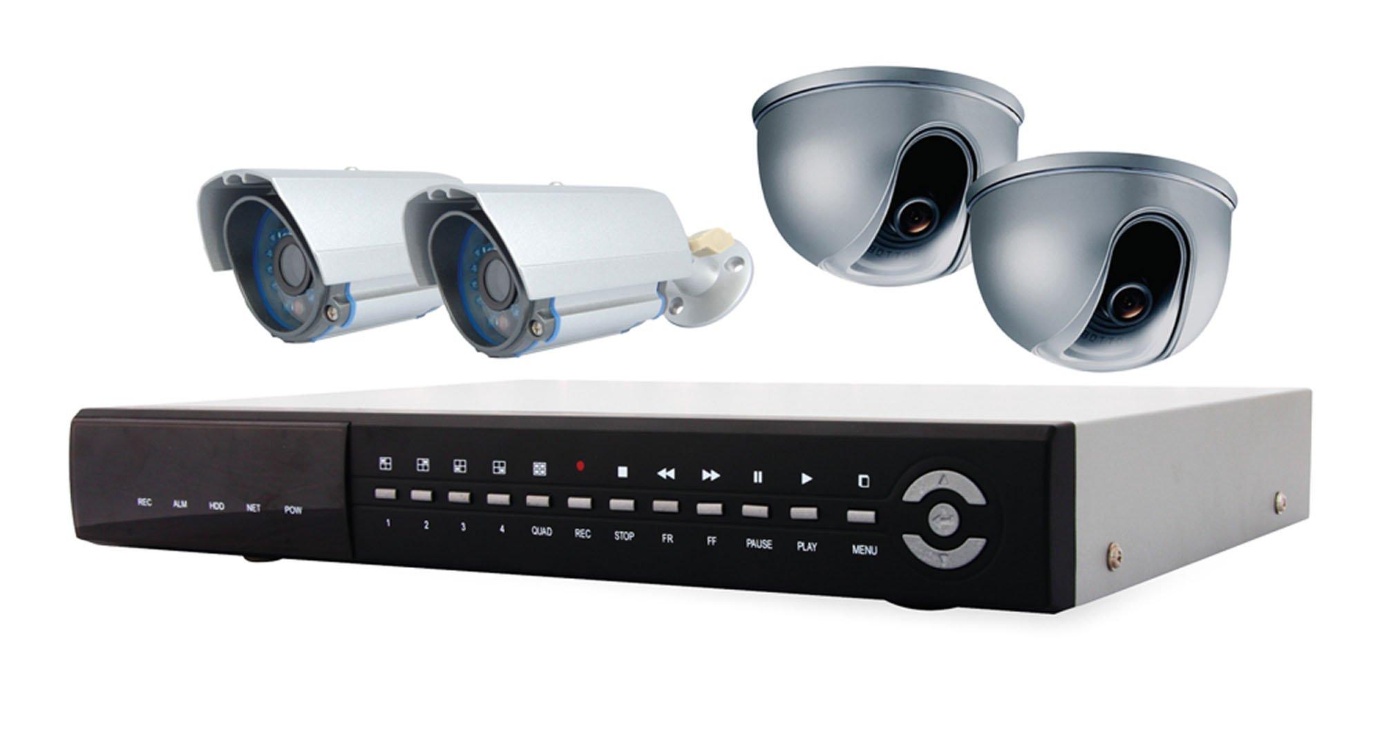 DVR-surveilance