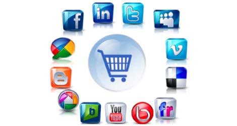 Social-mobile-shopping