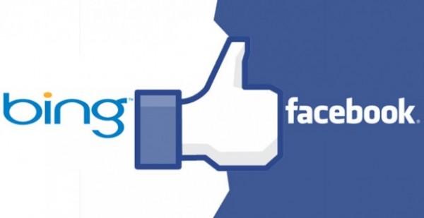 Bing-Facebook-search-engine