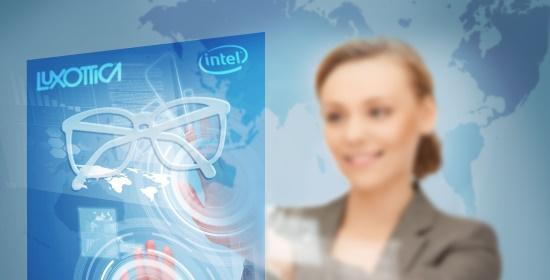Luxottica-Intel