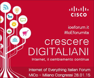 Internet of Everything Italian Forum