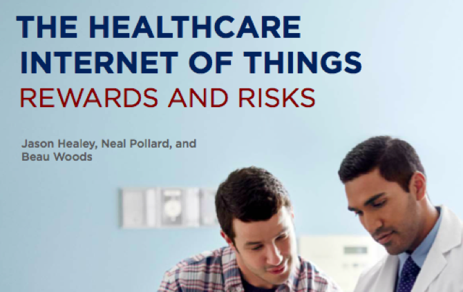 The Healthcare Internet of Things- Rewards and Risks