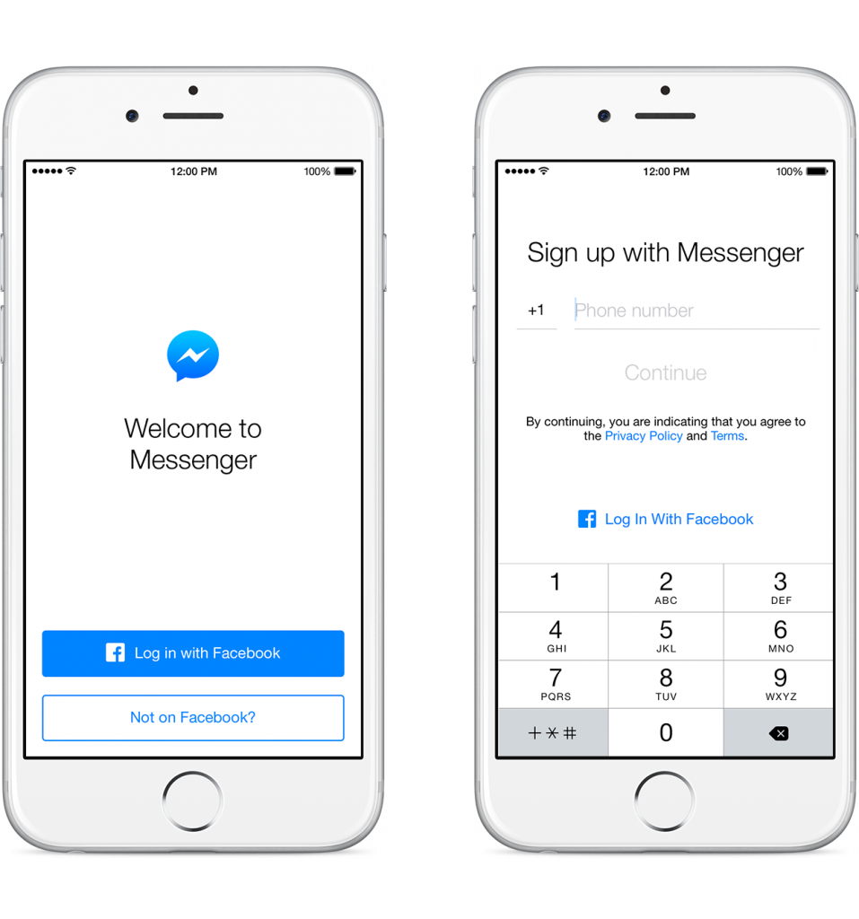 Messenger-Sign-Up-iOS