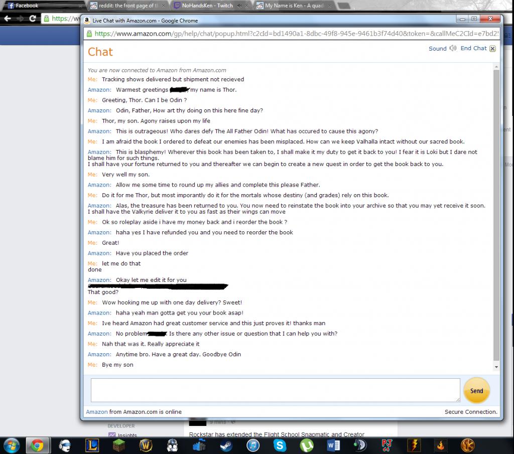 Amazon-Chat