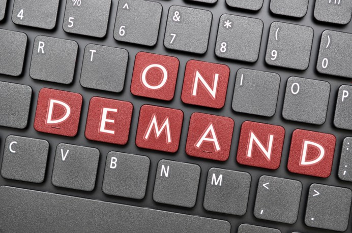 On demand economy