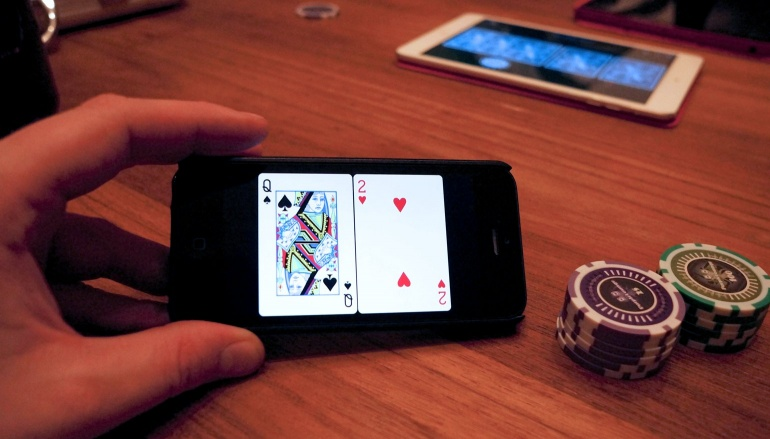 app poker