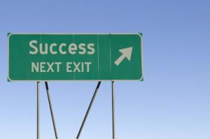 success - Next Exit Road