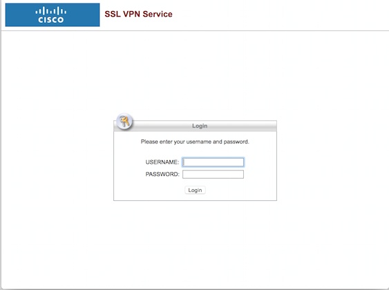 VPN cisco