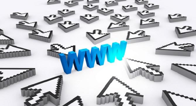 internet world wide web