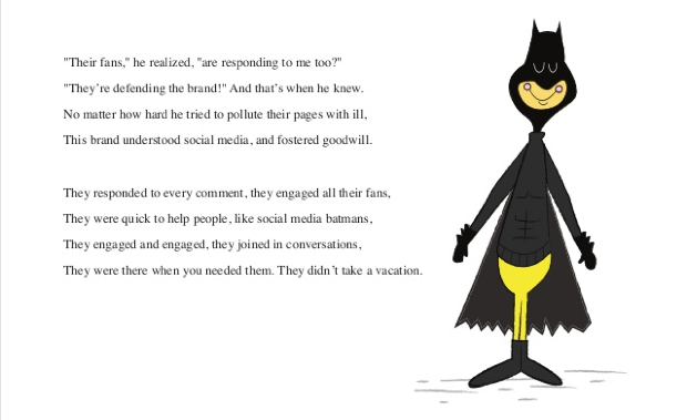 Troll-Batman