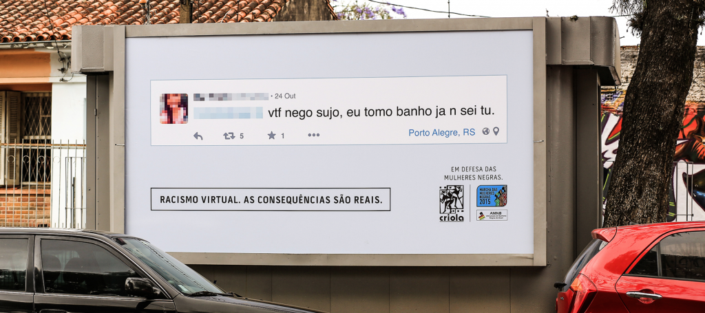 Virtual racism
