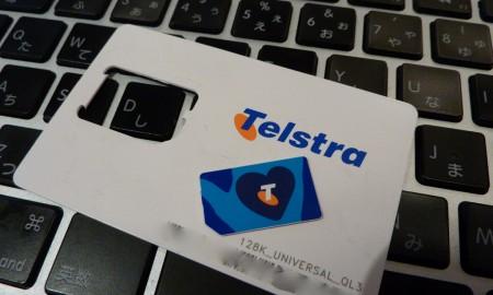 Telstra pre-paid SIM