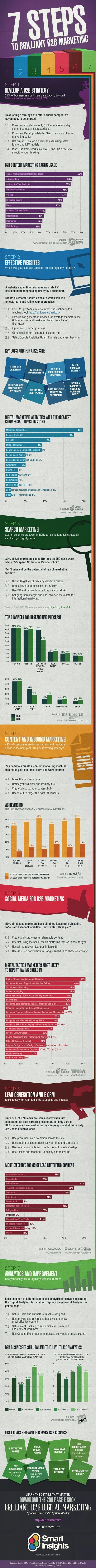 7-steps-to-brilliant-b2b-digital-marketing-infographic