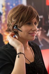 Ilaria Santambrogio, Country Manager Plantronics Italia