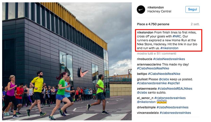 [Dal traguardo alle prime miglia, raggiungi i tuoi obiettivi con #NRC. I nostri podisti hanno esplorato il nuovo Nike Store di Hackney. Clicca sul link nella bio e corri con noi. #nikelondon]