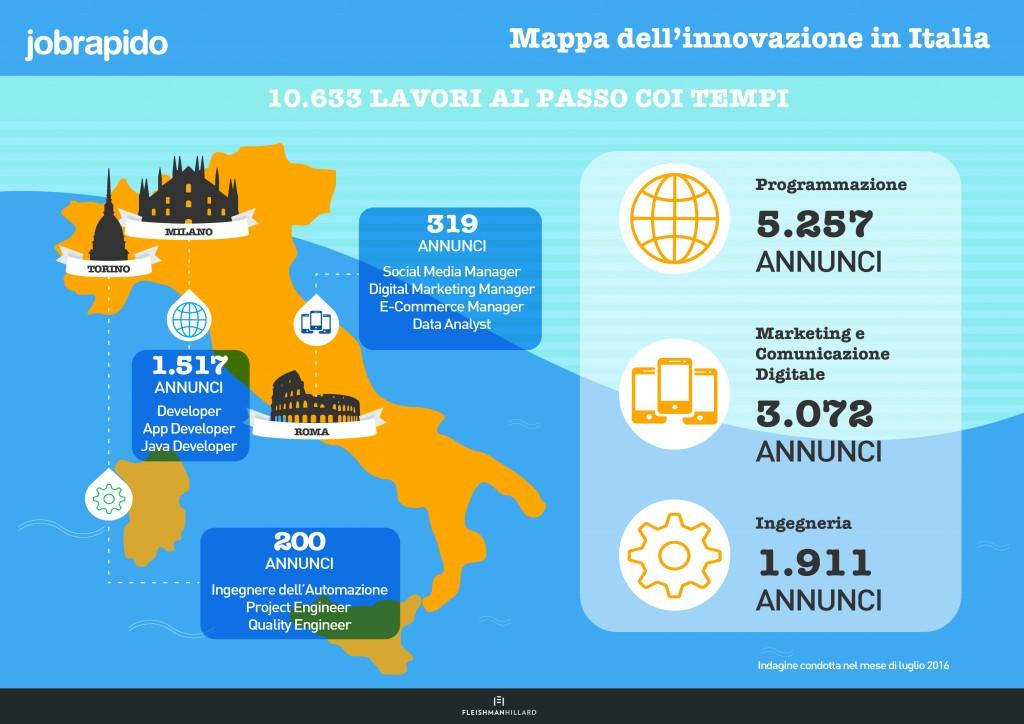 JR_Mappa Innovazione in Italia