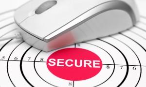 Secure target