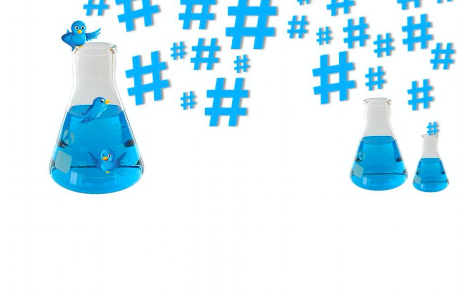 Dove trovare gli Hashtag per twittare di scienza