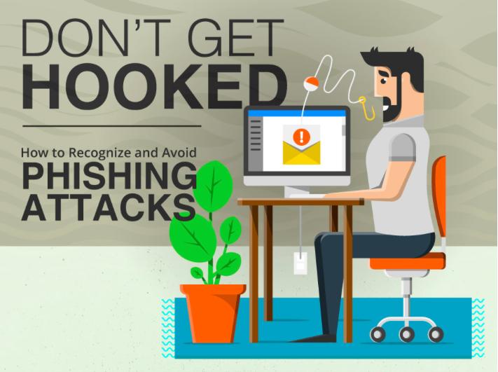 Come difendersi dagli attacchi di Phishing #Infografica