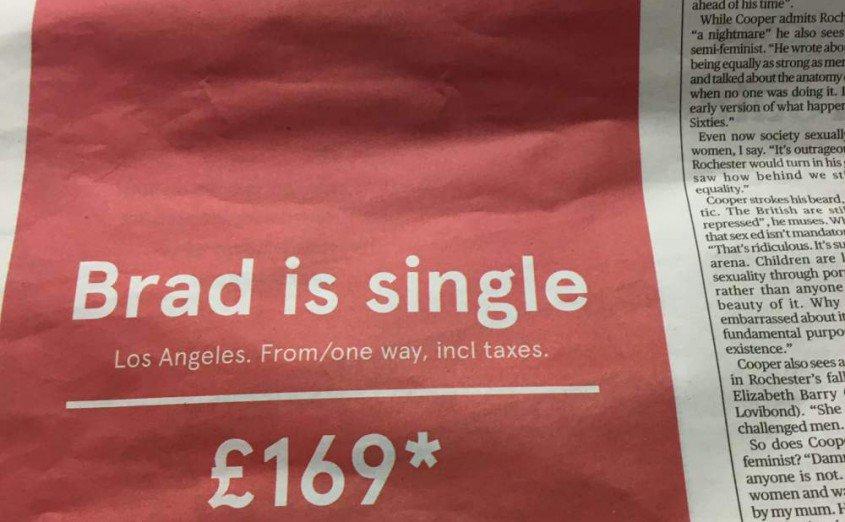 """""""Tutti a Los Angeles, le ragazze le porta Norwegian"""". Alitalia invece porta un #meh di cui ci dimenticheremo presto"""