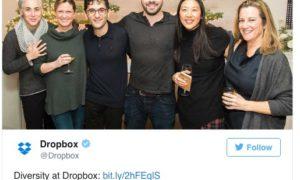 Epicfail dropbox diversità twitter