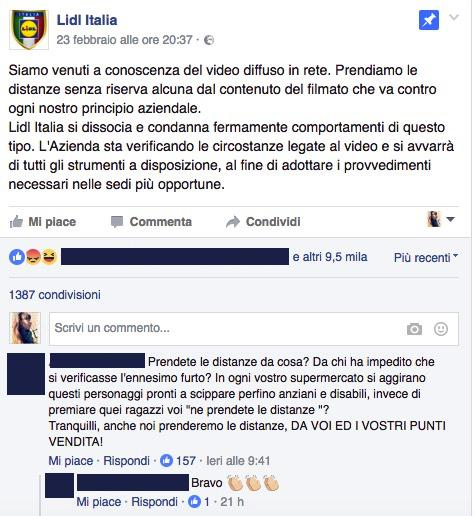 lidl video rom facebook