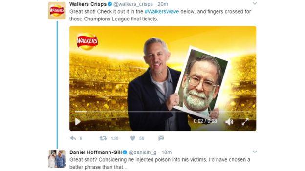 walkers biglietti champions league twitter