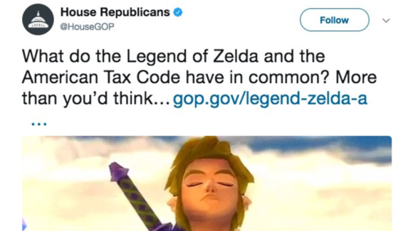 house of republicans zelda