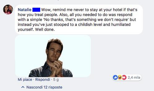 elle darby hotel gratis dublino