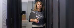 Sabrina Tomassini: vita da Network Engineer